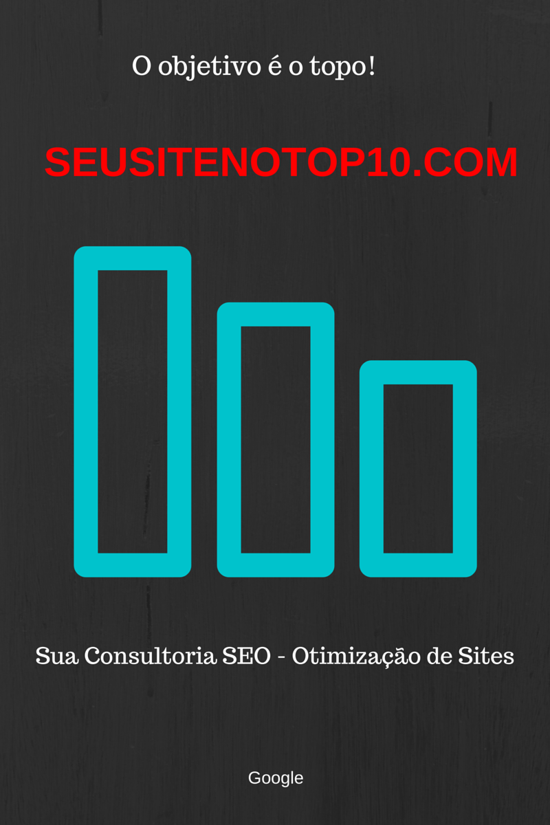consultoria seo e otimização de sites
